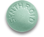 300 mcg dose; Green Synthroid Pill