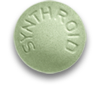 88 mcg dose; Olive Synthroid Pill