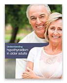 Hypothyroidism in the Elderly; Patient Brochure 2